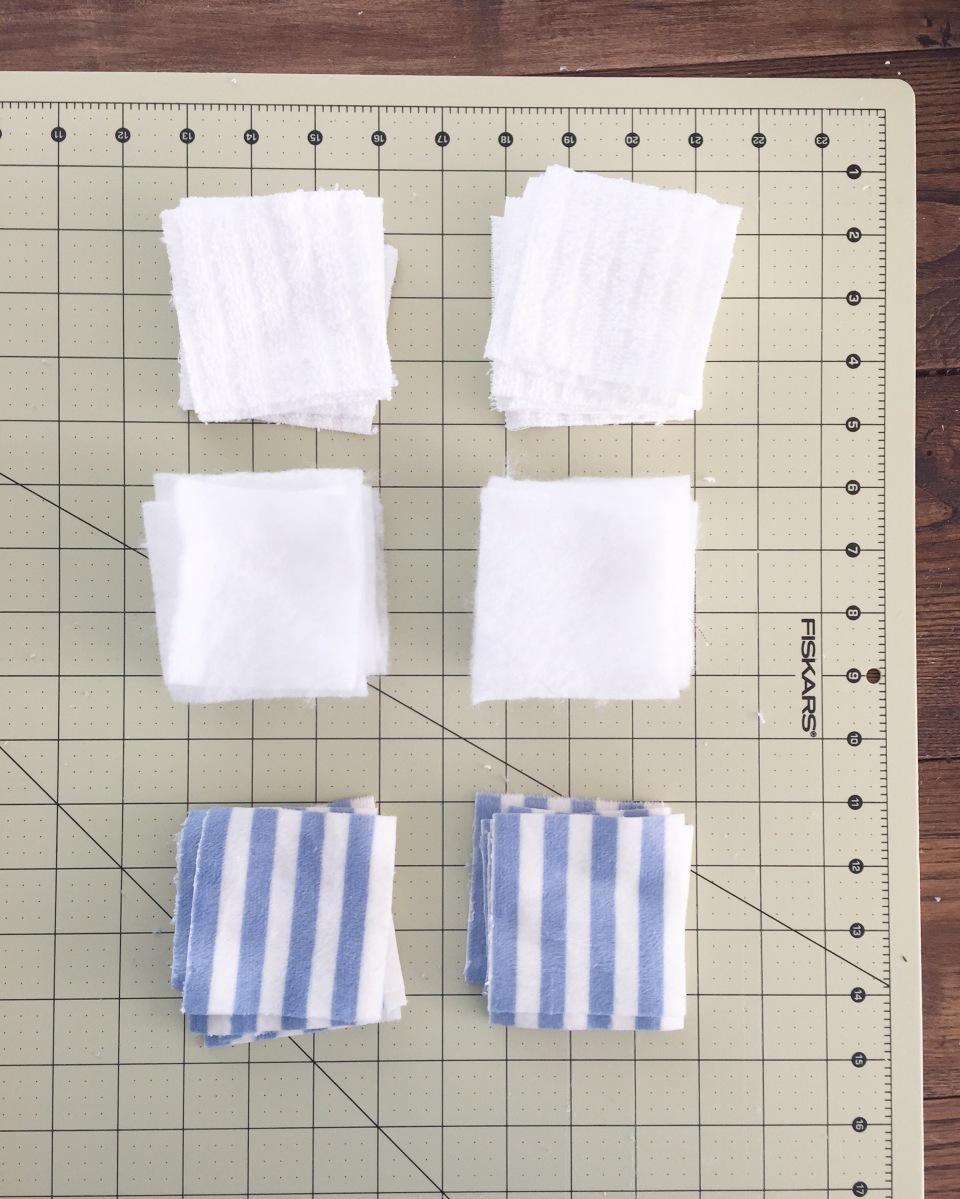 Diy Cloth Pads Tutorial: Save Money, The Landfill And Your Face: DIY Reusable