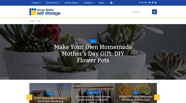 uncle Bob's webpage