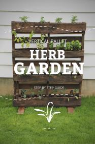 vertical-pallet-herb-garden